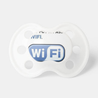 WIFI. neighbour Baby Pacifiers