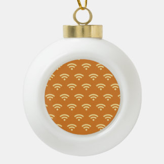 Wifi oranges ornaments