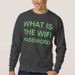 wifi sudadera