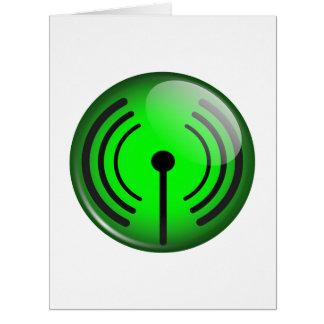 WiFi Symbol Cards