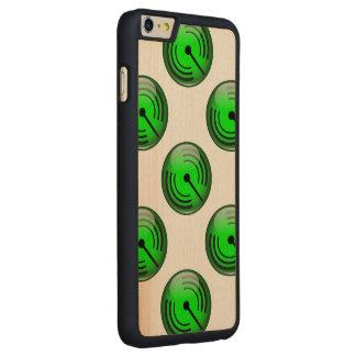 WiFi Symbol Carved® Maple iPhone 6 Plus Case
