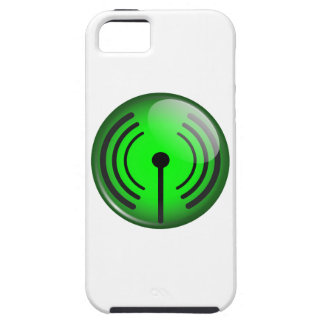 WiFi Symbol iPhone SE/5/5s Case