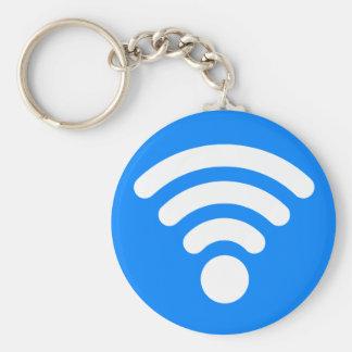 Wifi Symbol Keychain