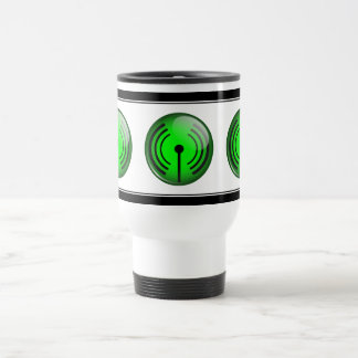 WiFi Symbol Coffee Mug