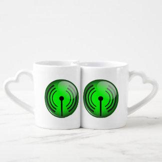 WiFi Symbol Lovers Mug