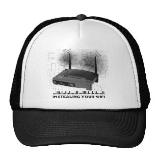 wifi theif hats