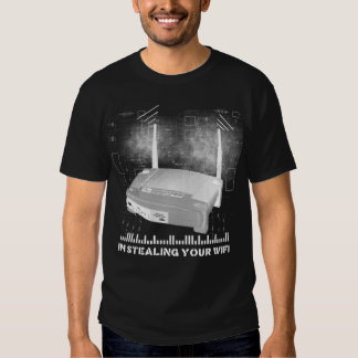 wifitheifblack t shirts