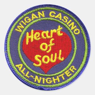 Wigan Casino All-Nighter Sticker