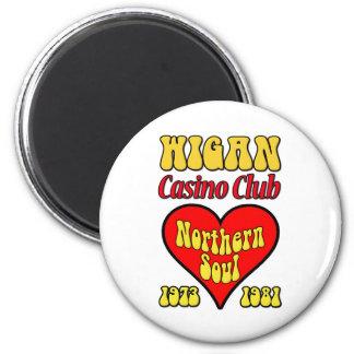 Wigan Casino Club Northern Soul Magnet