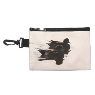 Wigeon Duck Birds Wildlife Animals Sunset Bag