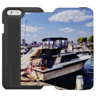 Wiggins Park Marina iPhone 6/6s Wallet Case