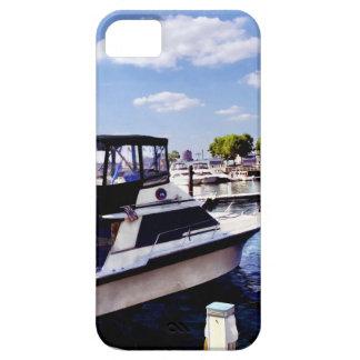 Wiggins Park Marina iPhone SE/5/5s Case