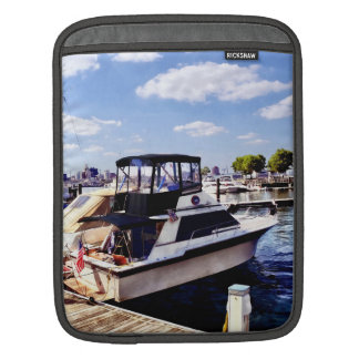 Wiggins Park Marina Sleeve For iPads