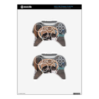 Wiggins Xbox 360 Controller Decal