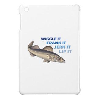 WIGGLE IT CRANK IT CASE FOR THE iPad MINI