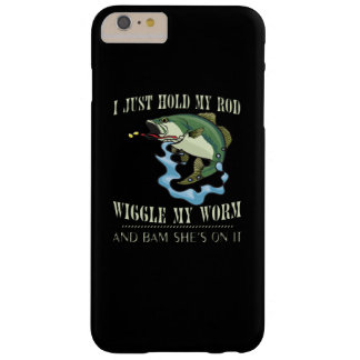 WIGGLE MY WORM BARELY THERE iPhone 6 PLUS CASE