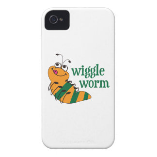 Wiggle Worm iPhone 4 Cases