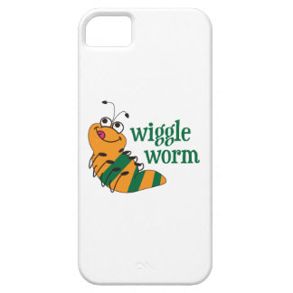 Wiggle Worm iPhone 5 Cases