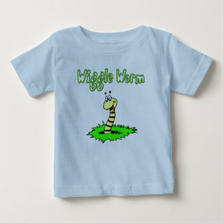 Wiggle Worm Infant T-shirt