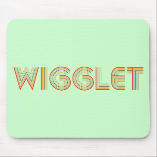 Wigglet Mouse Pad