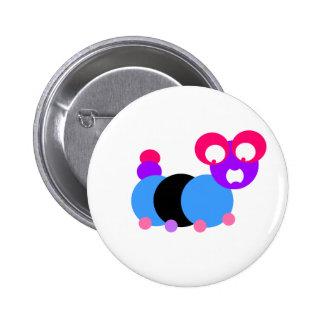 Wiggleworm Pin