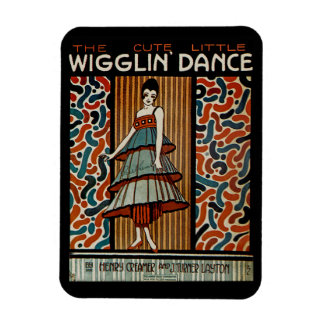 Wigglin Dance Magnet