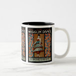 Wigglin Dance Two-Tone Coffee Mug