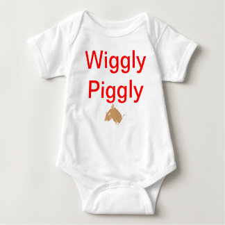 Wiggly Piggly shirt