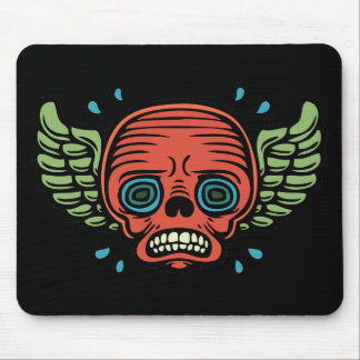 Wiggy Winger Mouse Pad