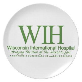 WIH Melamine Plate