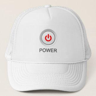 Wii Love Power Trucker Hat