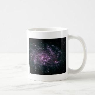WII Remote Galaxy Skin Mugs
