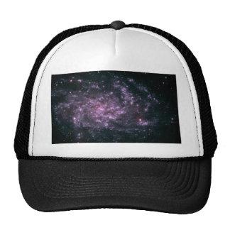 WII Remote Galaxy Skin Trucker Hat