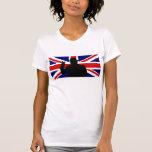Wiinston Churchill British bulldog T-Shirt