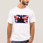 Wiinston Churchill British bulldog T-Shirt