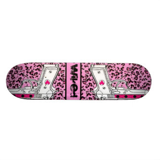 wiked designs official girls skateboard