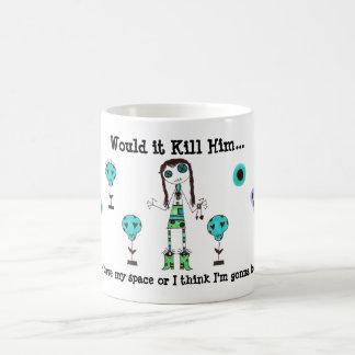 WIKH Ser#153 Girls Wanna Have Fun! Coffee Mug