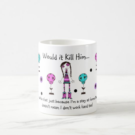 WIKH Ser#16 GO MOMS! Coffee Mug