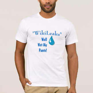 """""""WikiLeaks"""" - T-Shirt"""