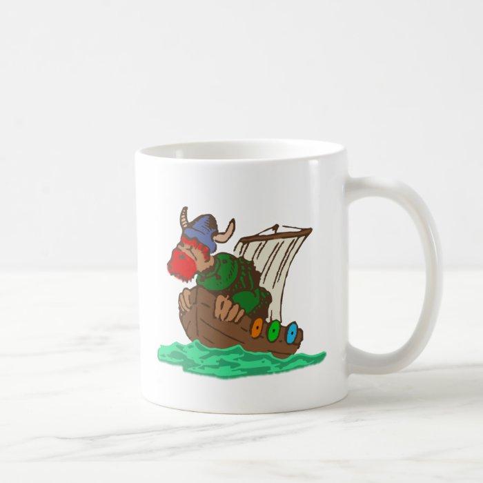 wikinger ships viking ship coffee mug