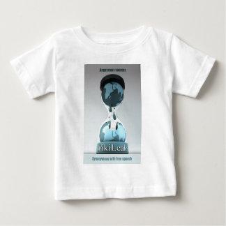 Wikipedia2 Baby T-Shirt