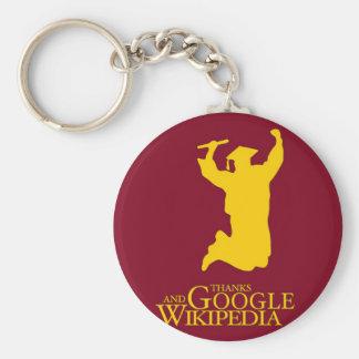 Wikipedia Thanks google and Keychain