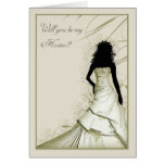 wil you be my Hostess cream blends Greeting Card