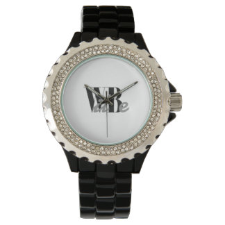 Wilbe Records Logo Watch