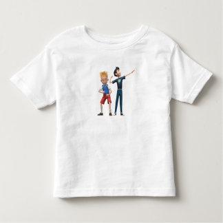 Wilber and Lewis Disney Toddler T-shirt
