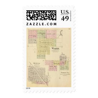 Wilber, Nebraska Postage Stamps