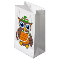 Wilbert the Owl Small Gift Bag