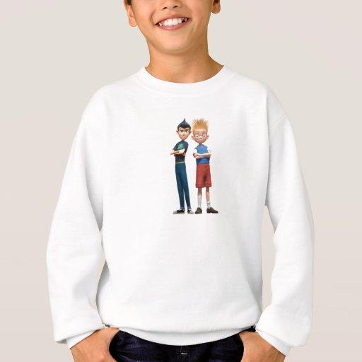 Wilbur and Lewis Disney Sweatshirt