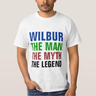 Wilbur the man, the myth, the legend T-Shirt