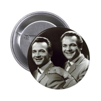 Wilburn Brothers Button
